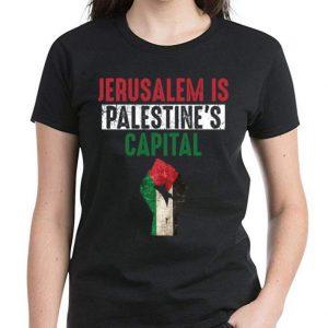 Premium Jerusalem Is Palestine's Capital shirt 2