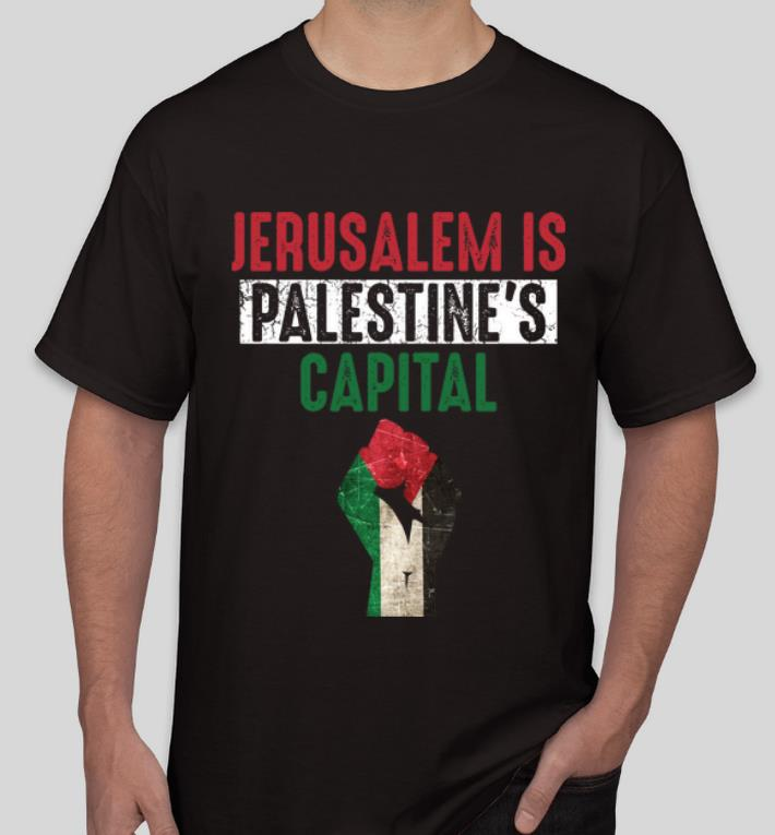 Premium Jerusalem Is Palestine s Capital shirt 4 - Premium Jerusalem Is Palestine's Capital shirt