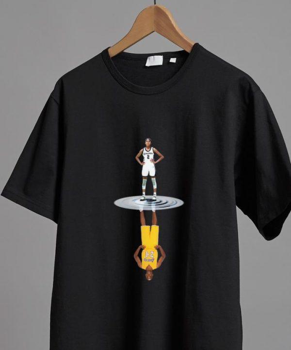 Premium Kobe Gianna Water Reflections Kobe Bryant shirt