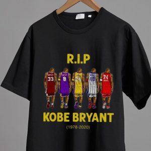 Pretty R.I.P Kobe Bryant 1978 2020 NBA Legend shirt