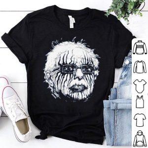 Black Metal Bernie Sanders shirt