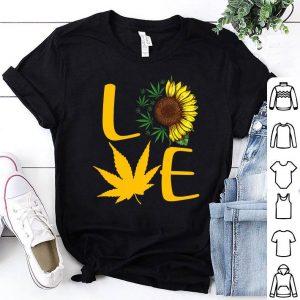 Love Cannabis Shirt shirt