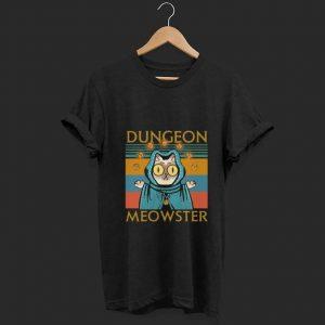Dungeon Meowster Vintage Shirt shirt