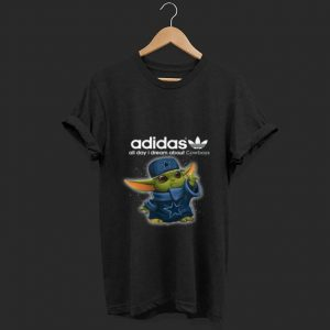 Baby Yoda Adidas All Day I Dream About Dallas Cowboys Hoodie shirt