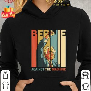 Pretty 2020 Bernie Sanders against the machine vintage shirt