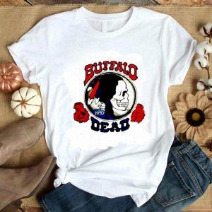Pretty Skull vintage Buffalo dead 1990 shirt