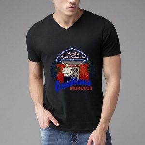 Rick's Cafe American Casablanca Morocco shirt