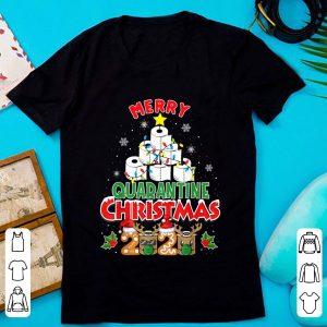 Awesome Merry Quarantine Christmas 2020 shirt
