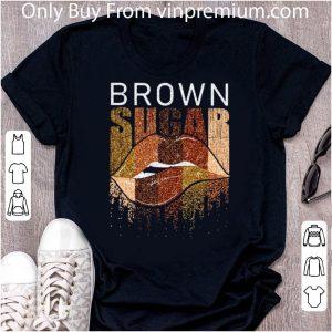 Great Brown Sugar Lips Black Lives Matter shirt