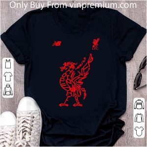 Awesome Liverpool Fc Premier League Champions shirt