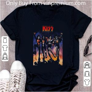 Awesome Kiss Destroyer Album Song Poster shirt