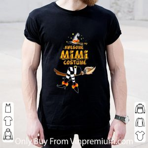 Awesome This is my awesome mimi costume Halloween Harry Potter shirt