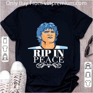 Awesome Diego Maradona Rest In Peace shirt
