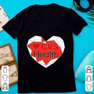 Awesome Cvs Health Heart Diamond shirt