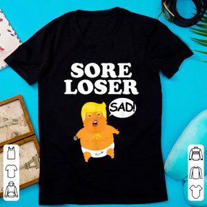 Awesome Sore Loser Baby Trump Balloon shirt