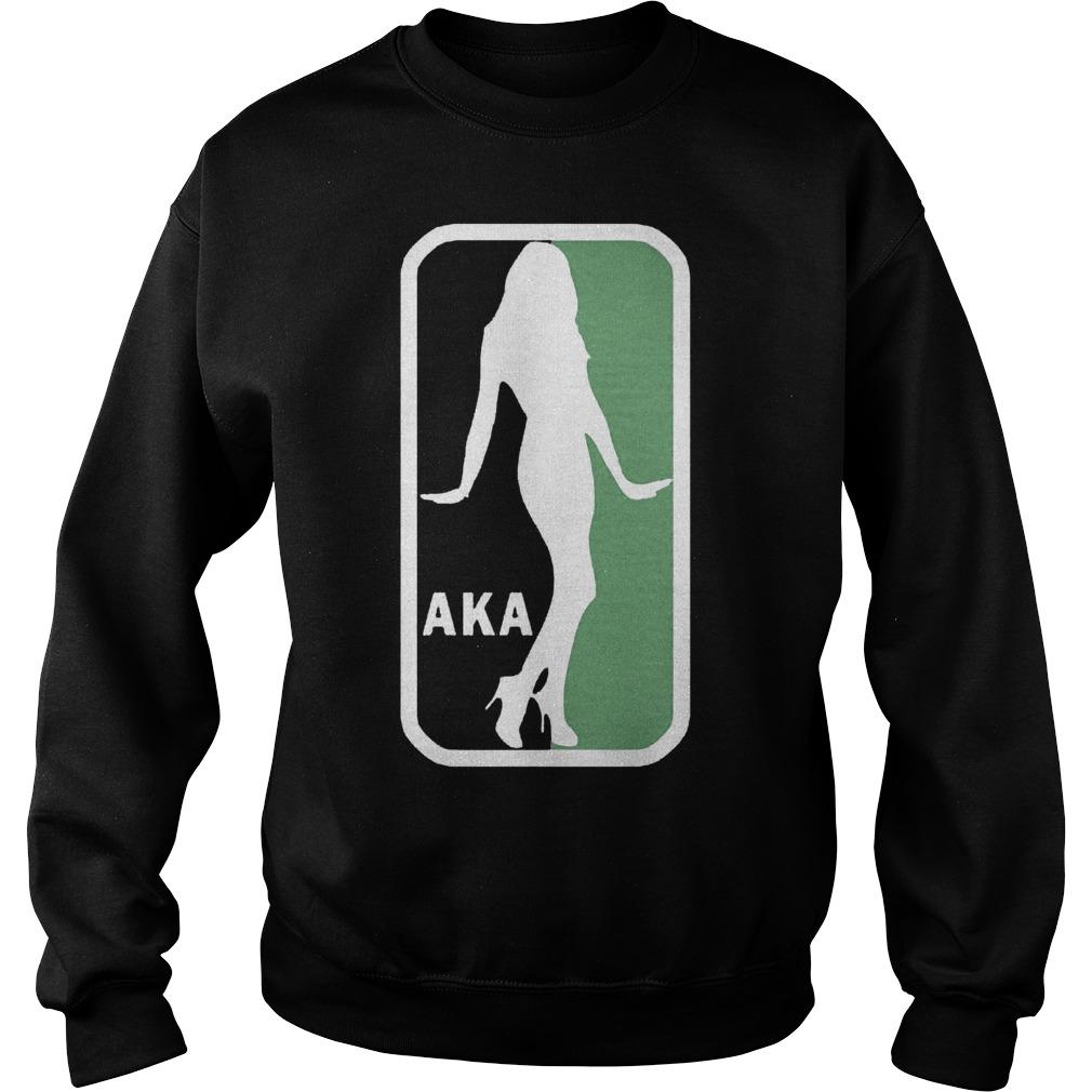 Best Price AKA NBA Logo Shirt Sweatshirt Unisex