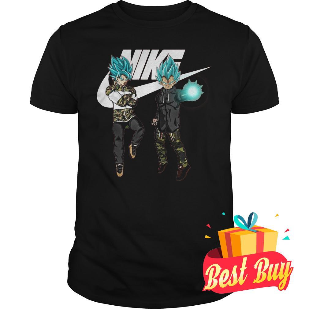 Best Price DragonBallZ Nike shirt