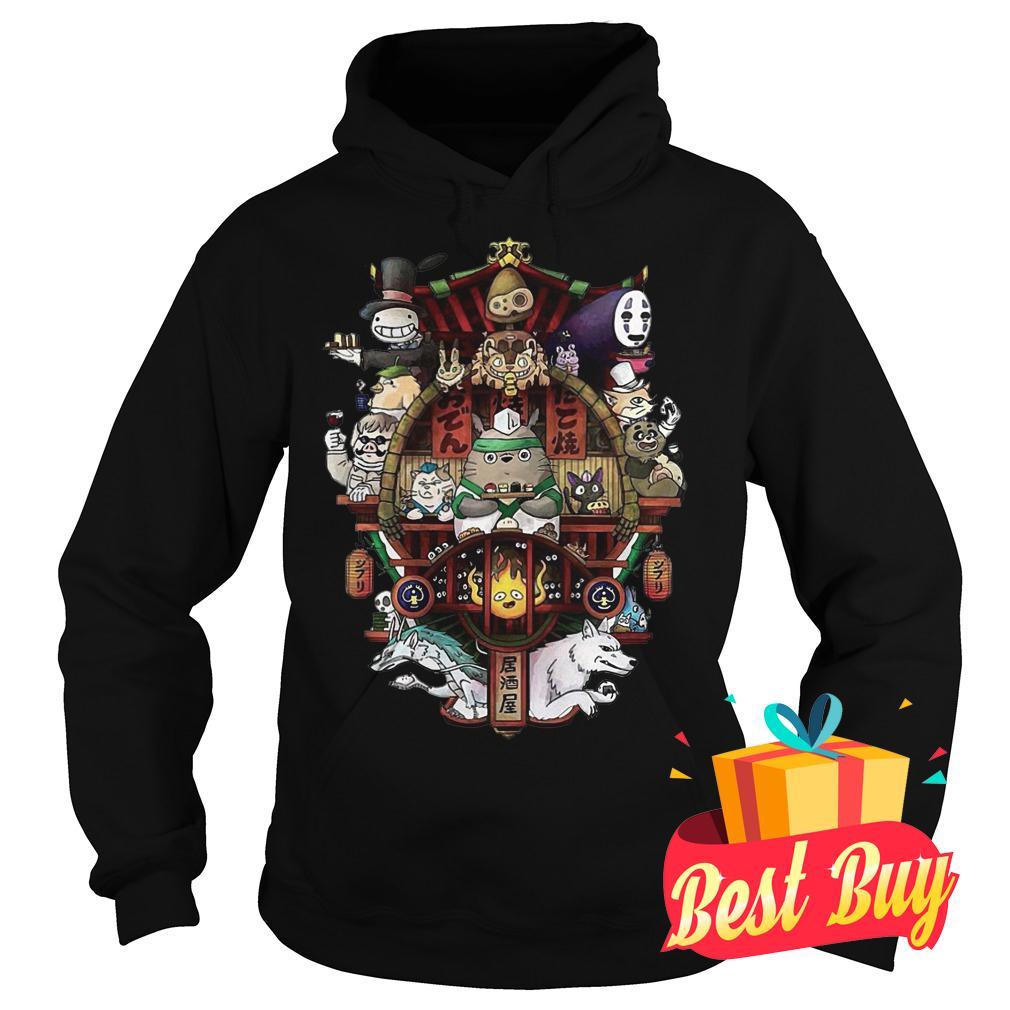 Best Price Ghibli Totoro shirt Hoodie