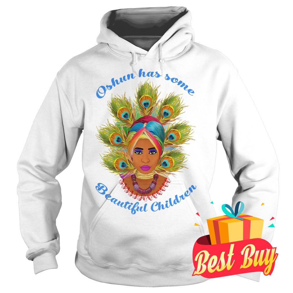 Best Price Oshun's has some beautiful children shirt Hoodie