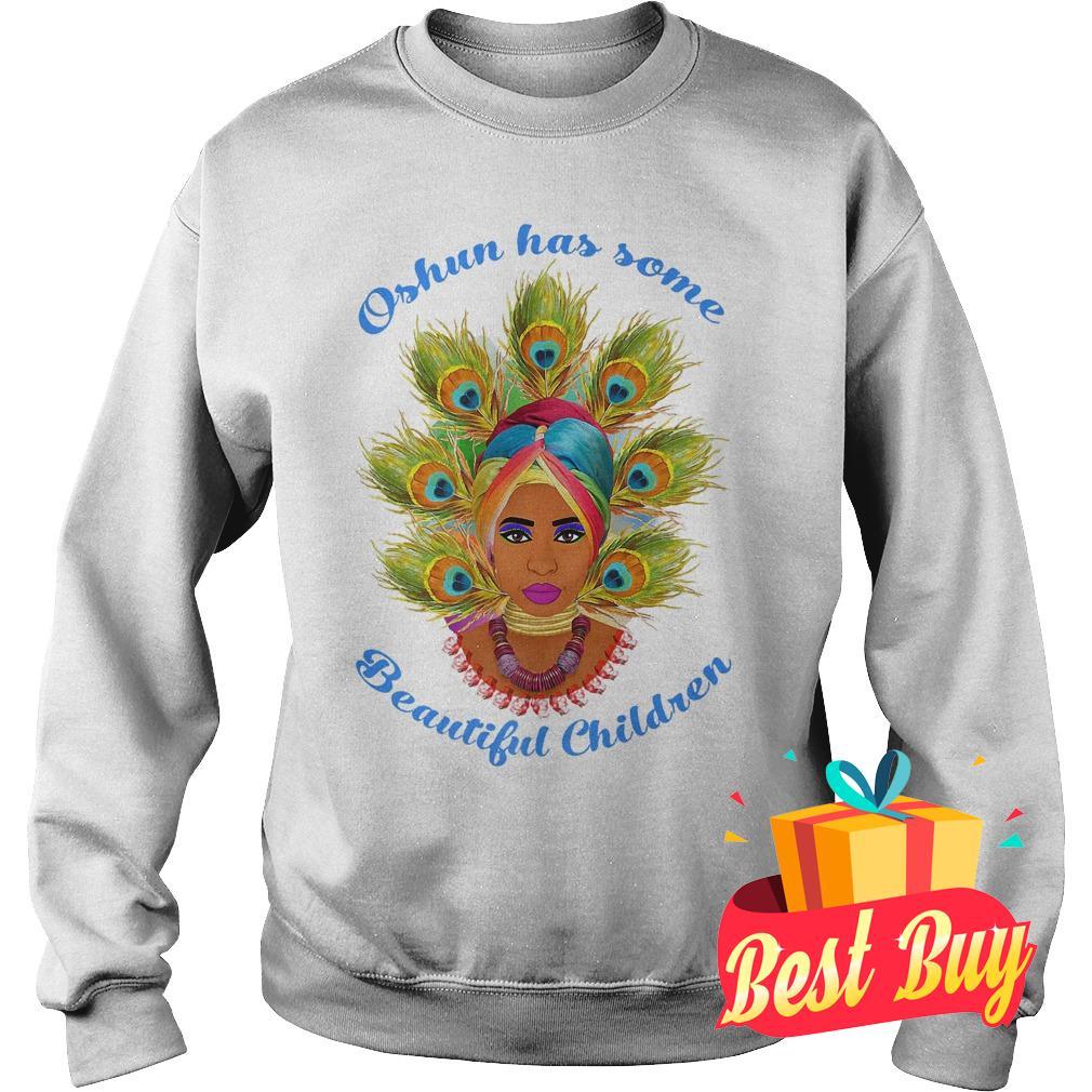 Best Price Oshun's has some beautiful children shirt Sweatshirt Unisex