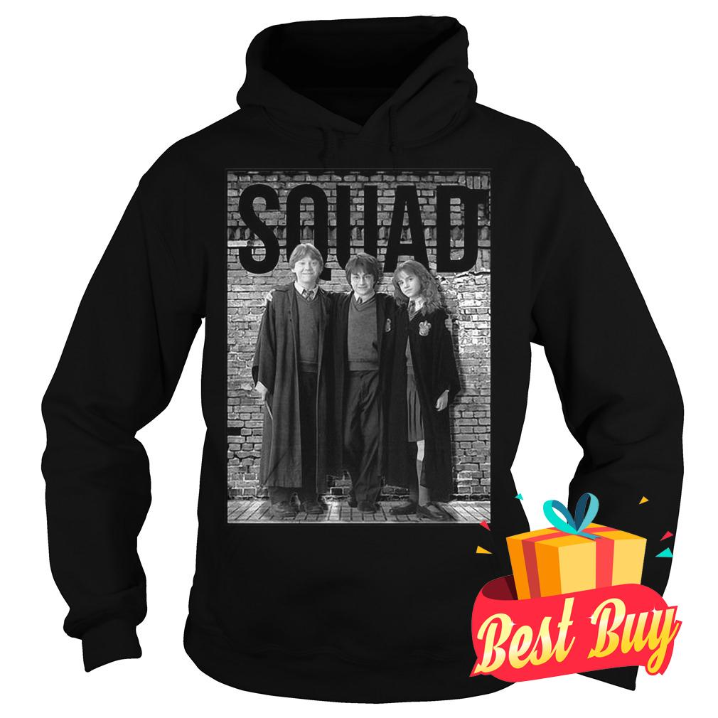 Official Harry potter Squad shirt Hoodie