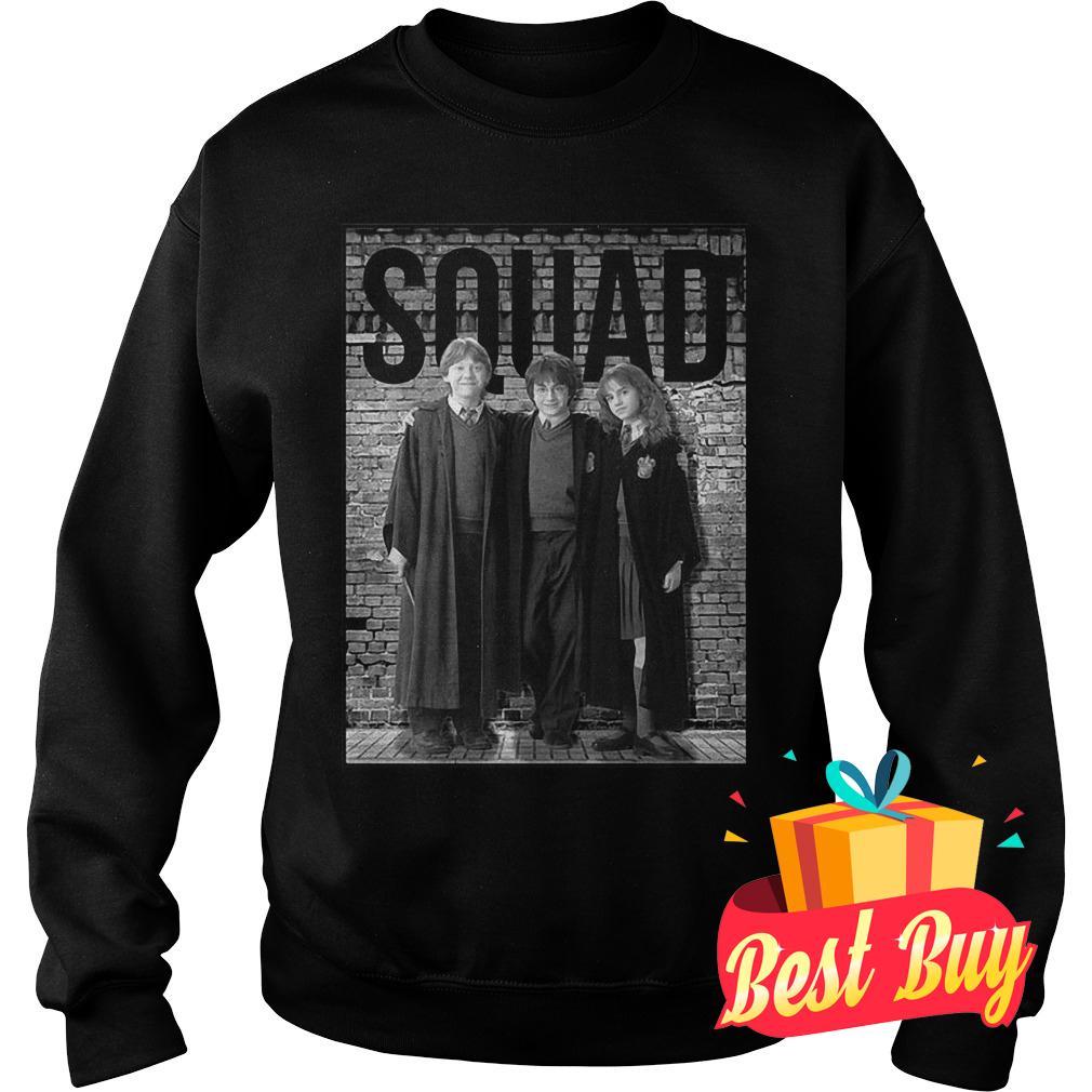 Official Harry potter Squad shirt Sweatshirt Unisex