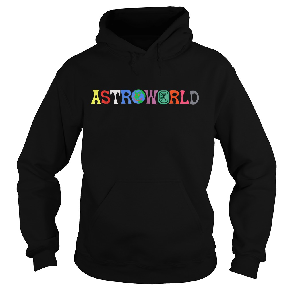Official Travis Scott Astroworld Shirt Hoodie