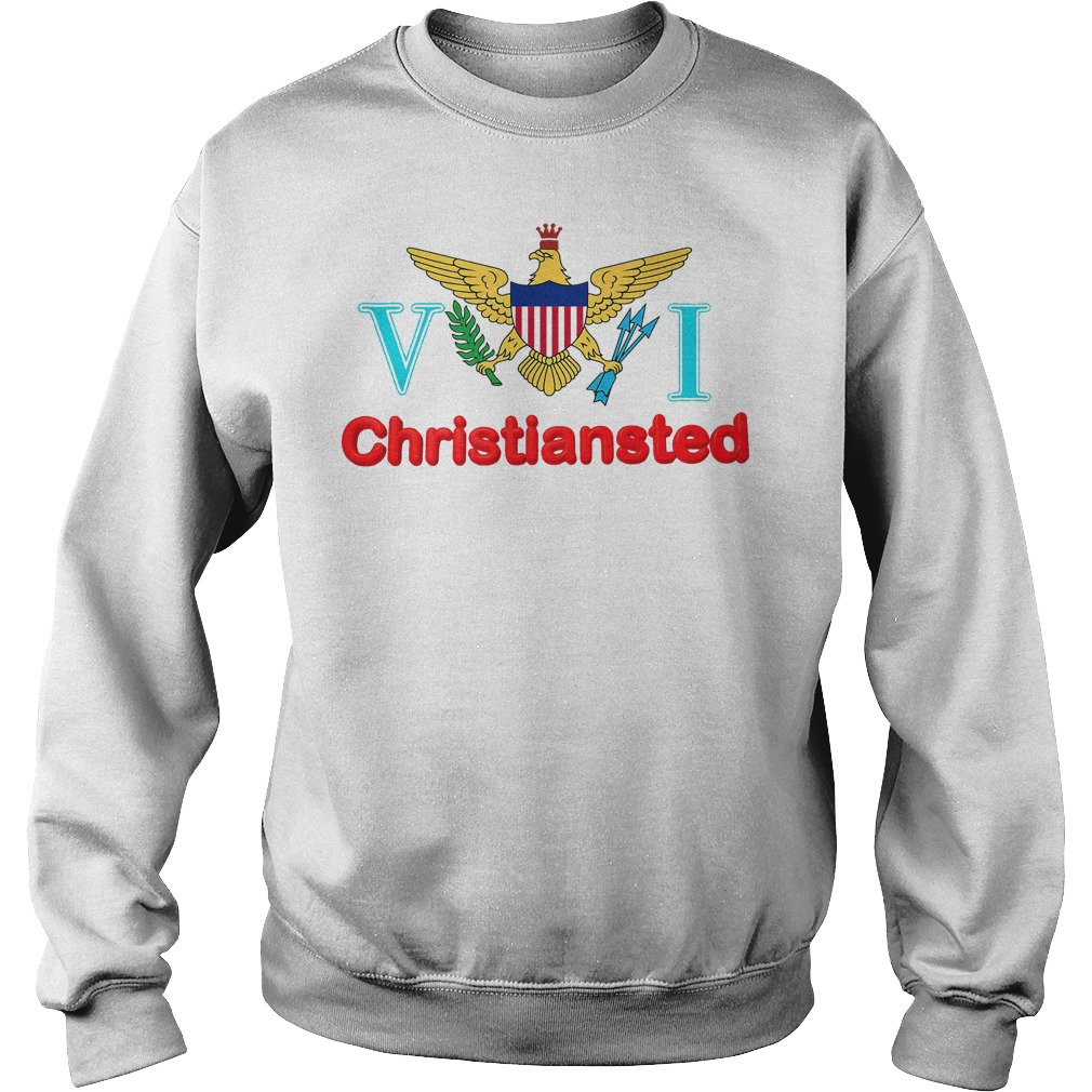Original Love Croix Virgin Islands Christiansted shirt
