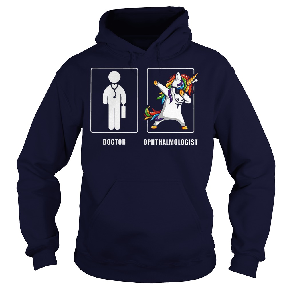 Top Shirt Doctor Ophthalmologist Shirt Hoodie