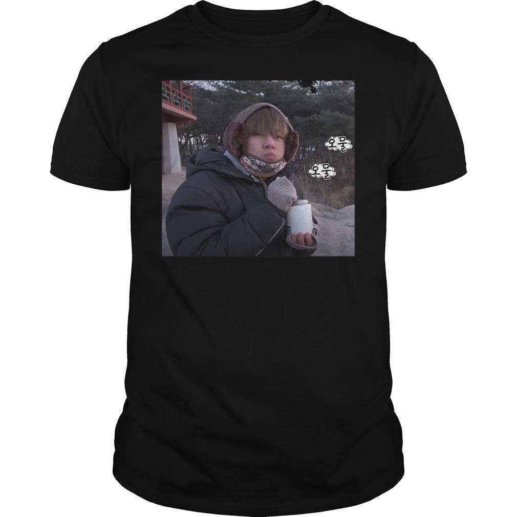 Grubby Taehyung Shirt
