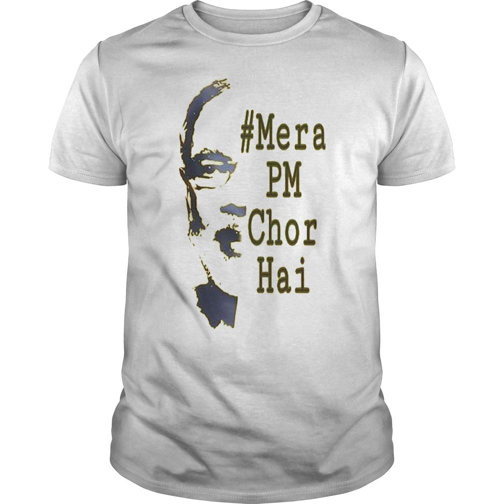 Mera PM chor hai shirt