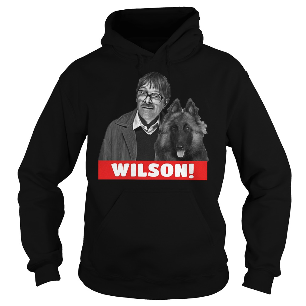 Official Jim and Wilson T-Shirt Hoodie