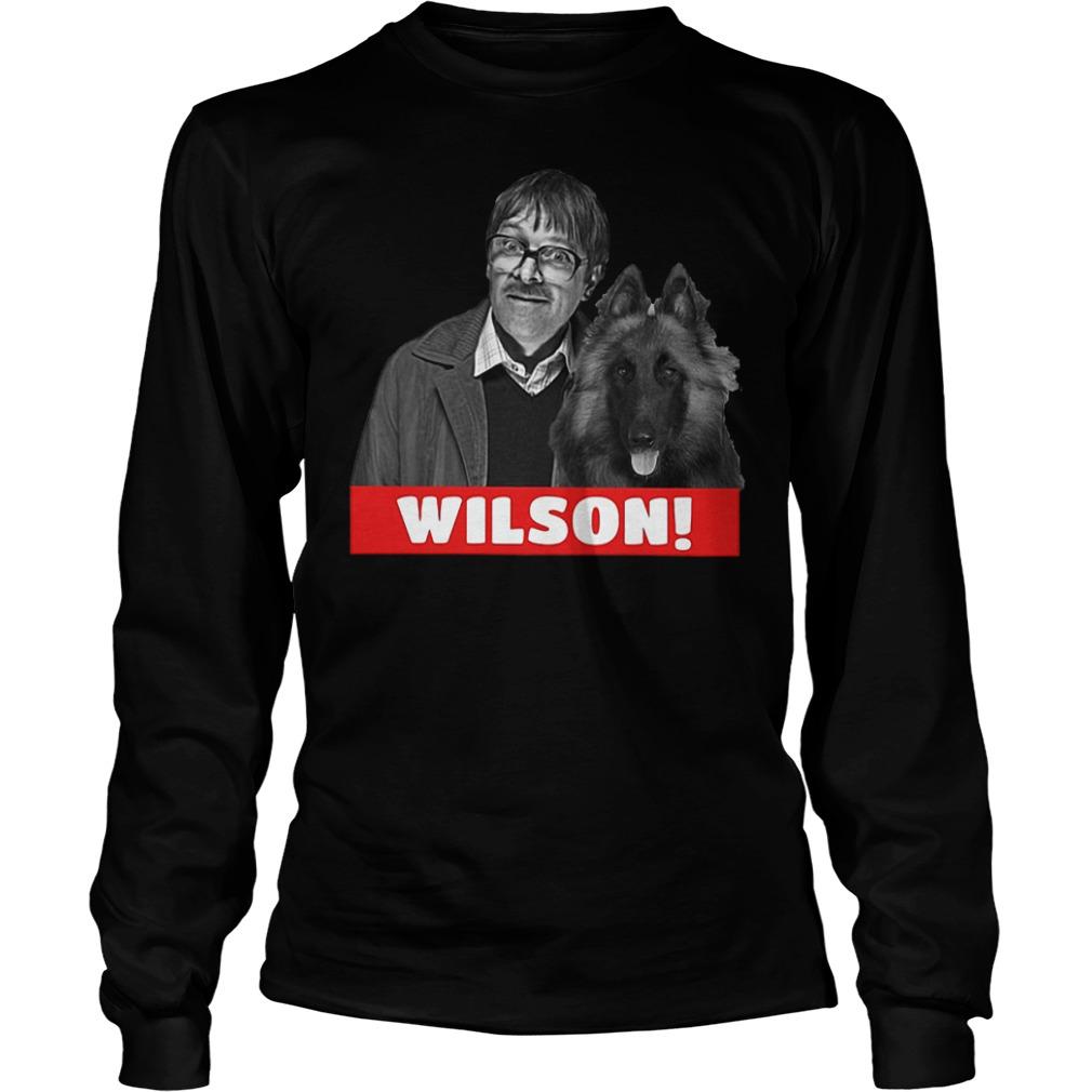 Official Jim and Wilson T-Shirt Longsleeve Tee Unisex