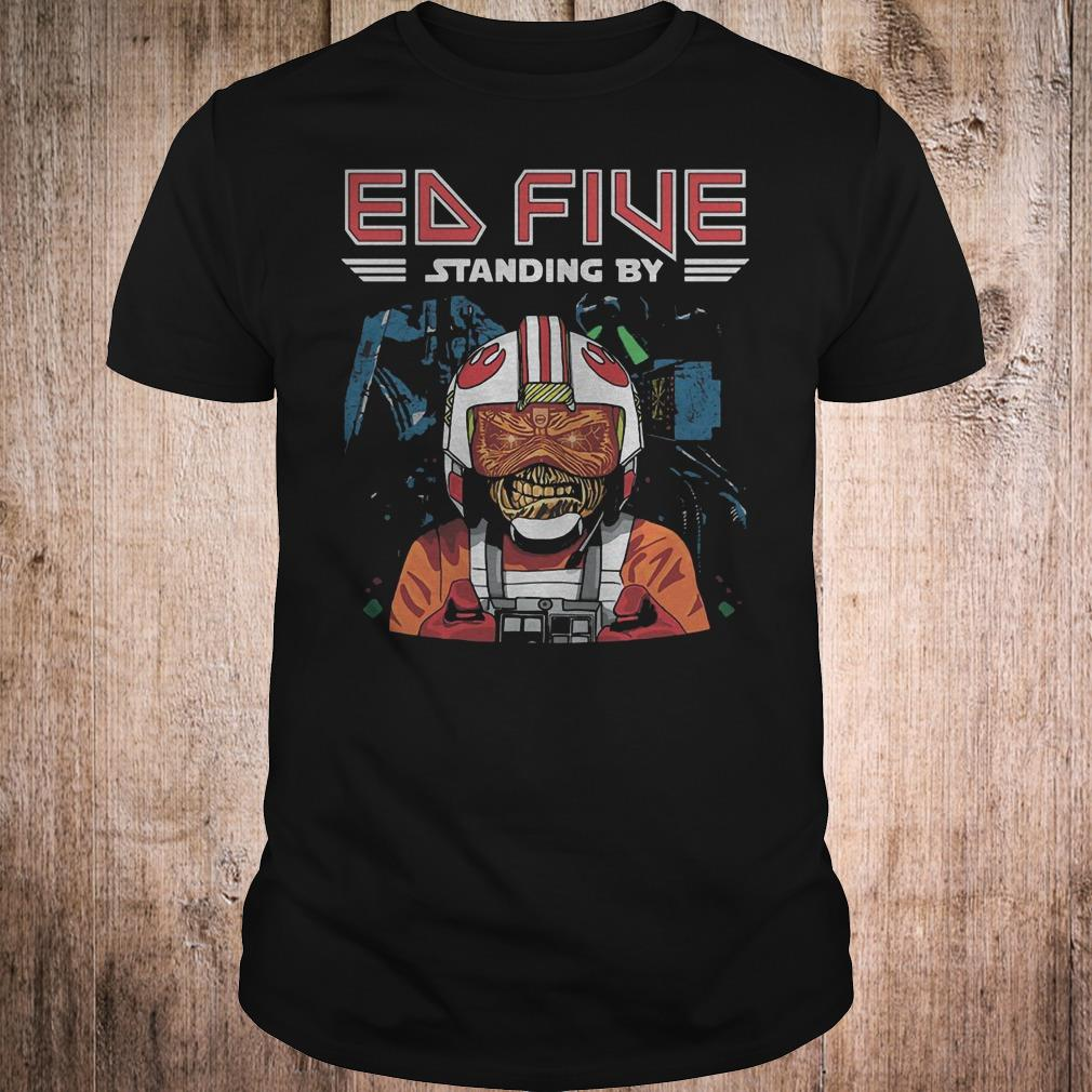 Best Price Ed five standing by shirt