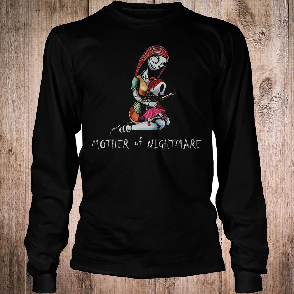 Best Price One girl mother of nightmare shirt Longsleeve Tee Unisex