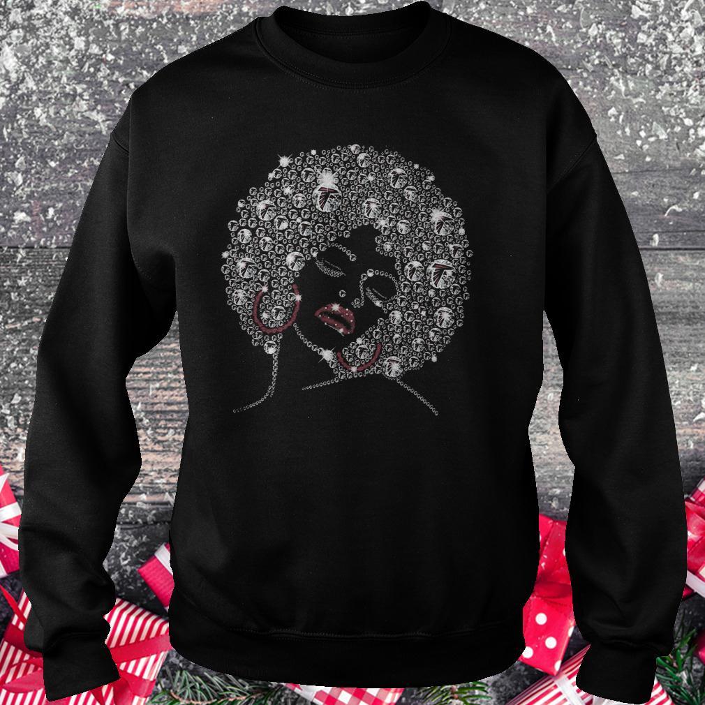 Falcons lady Shirt Sweatshirt Unisex