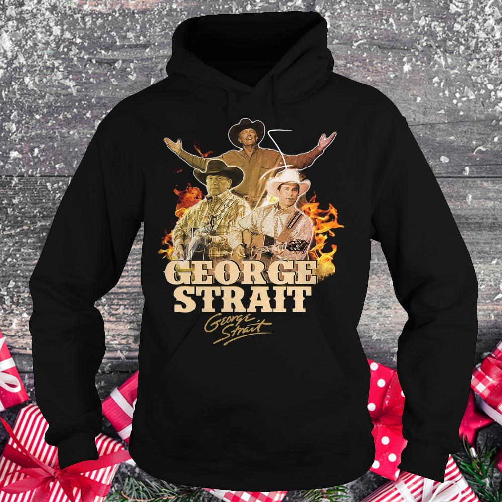 George Strait George Strait shirt shirt Hoodie