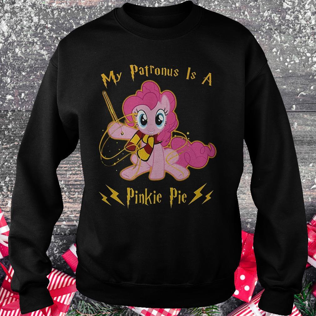 My patronus is a pinkie pie shirt Sweatshirt Unisex