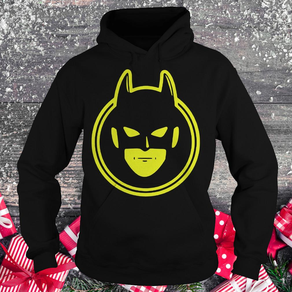 Official Batdad batman and dad shirt Hoodie