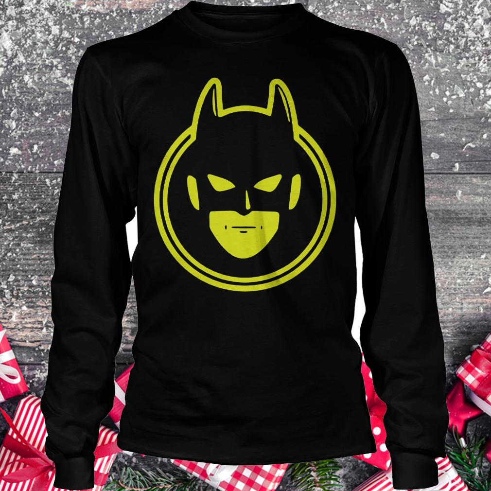 Official Batdad batman and dad shirt Longsleeve Tee Unisex