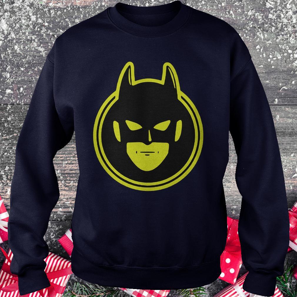 Official Batdad batman and dad shirt