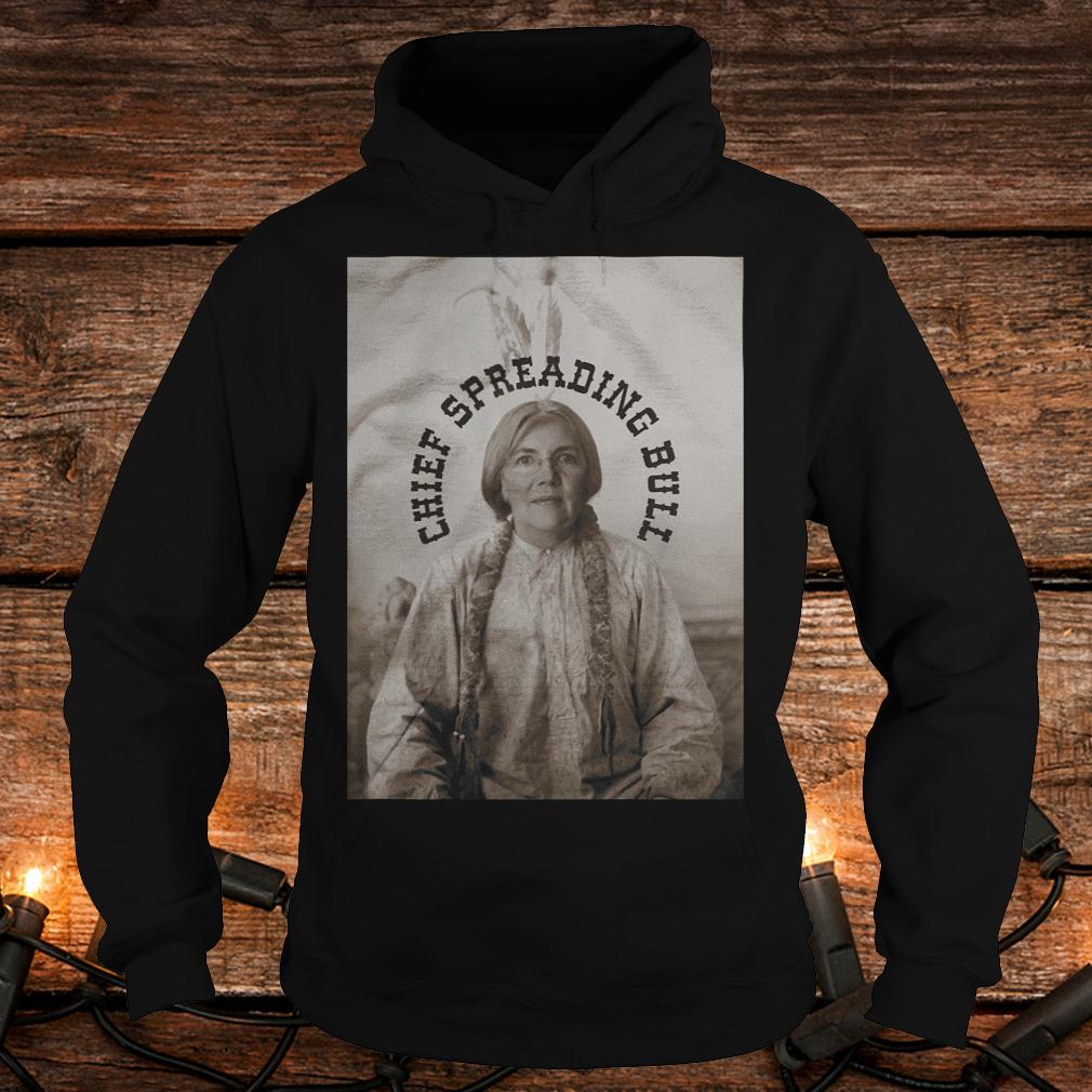 Official Chief Spreading Bull T Shirt Hoodie.jpg