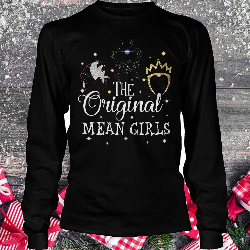 Official Hocus Pocus the original mean girls Shirt Longsleeve Tee Unisex