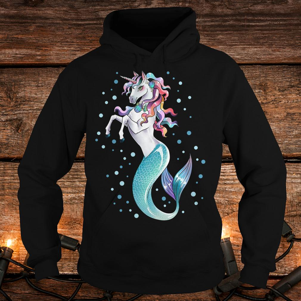 Official Unicorn Mermicorn mermaid unicorn cute T-Shirt Hoodie