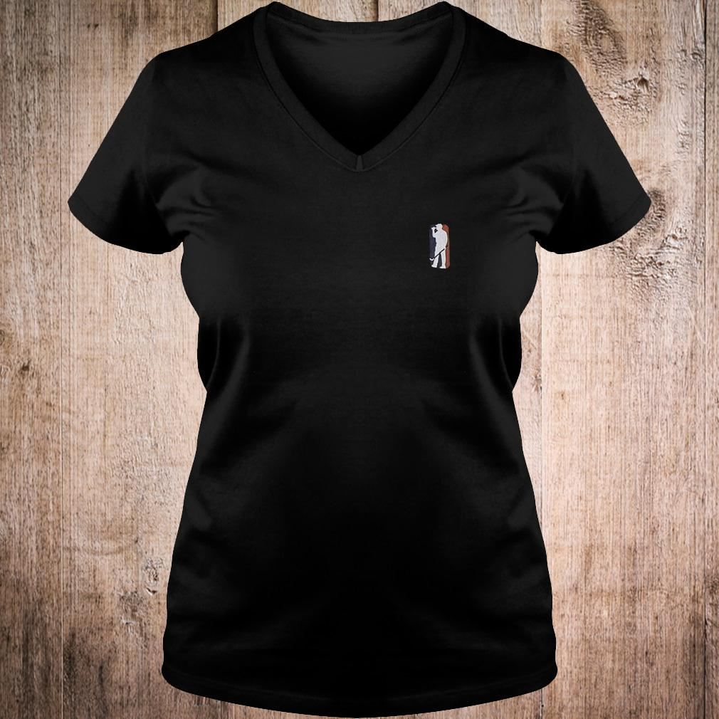 Original Amateur golf tour polo shirt Ladies V-Neck