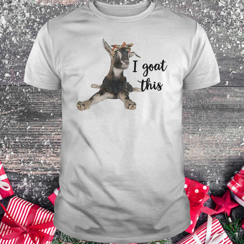 Awesome Farmers I goat this shirt Classic Guys / Unisex Tee