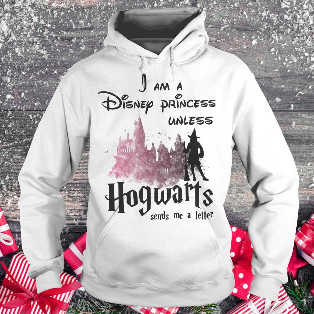 Hot I am a disney princess shirt Hoodie
