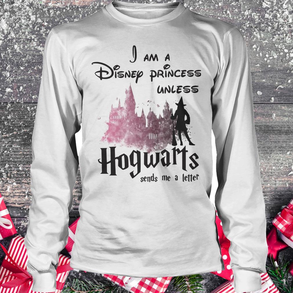 Hot I am a disney princess shirt Longsleeve Tee Unisex