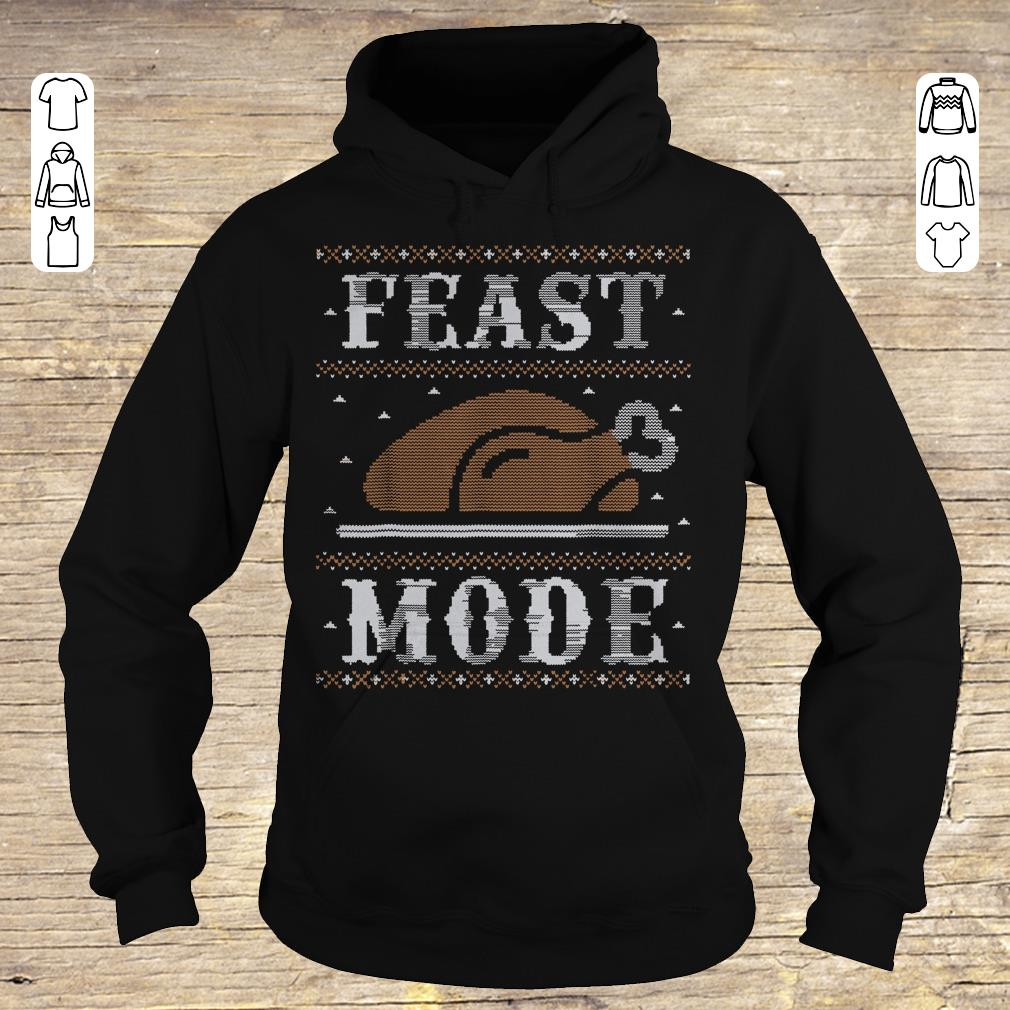 Hot Thanksgiving Feast Mode sweater shirt hoodie Hoodie