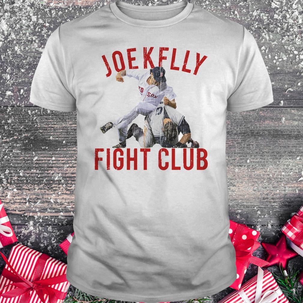 Official Boston Baseball Joe Kelly Fight Club shirt Classic Guys / Unisex Tee